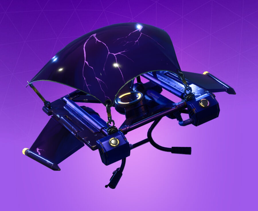 Cloud Strike Glider