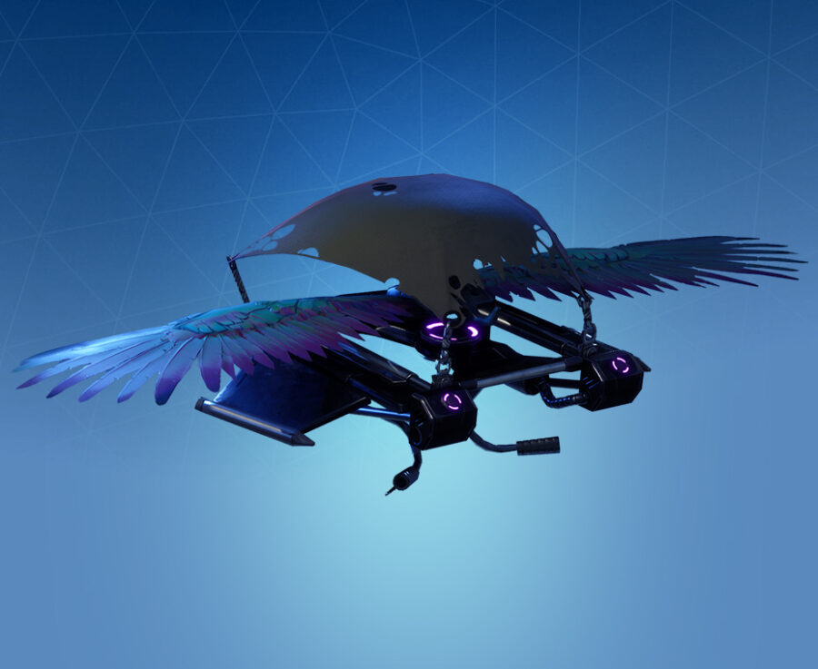 Feathered Flyer Glider