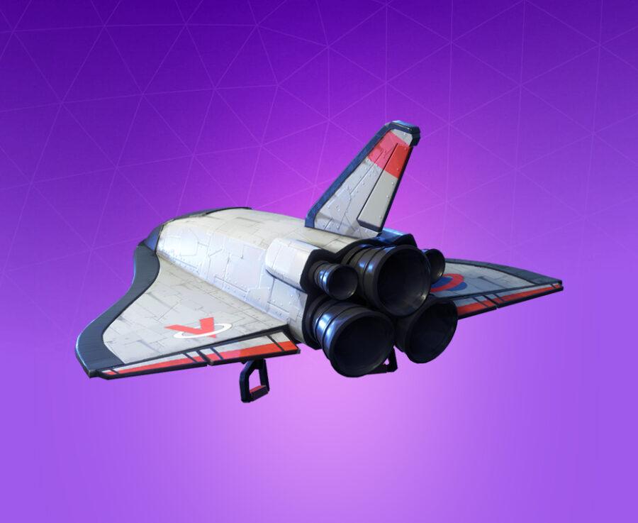 Orbital Shuttle Glider