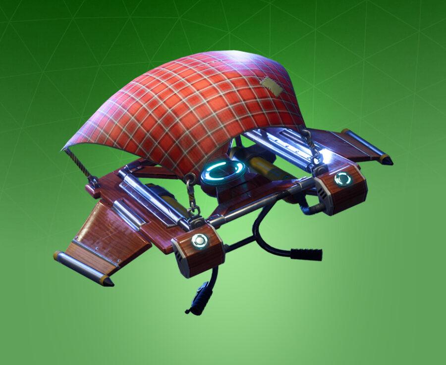 Roadtrip Glider