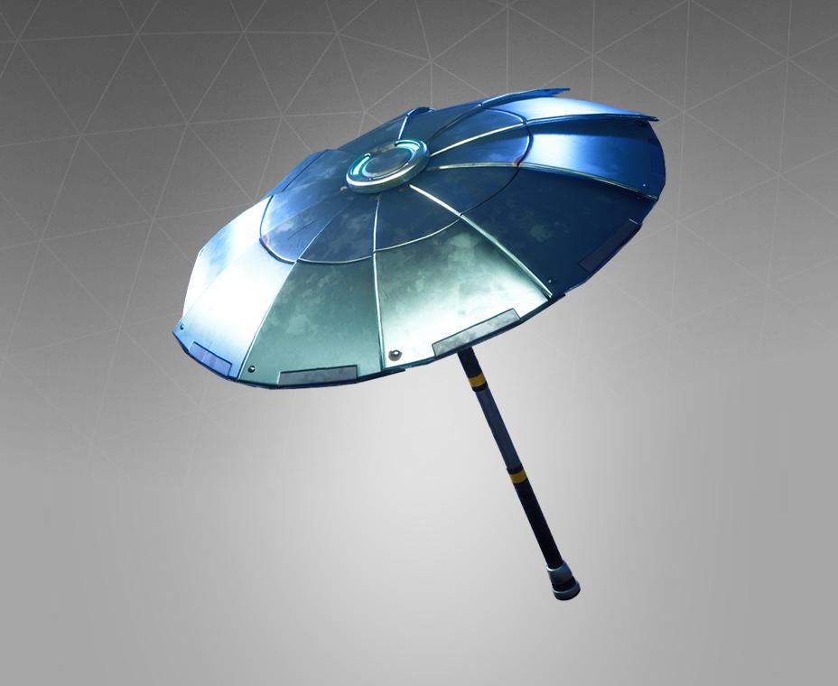 Fortnite Battle Royale Glider Umbrella Cosmetics Skins