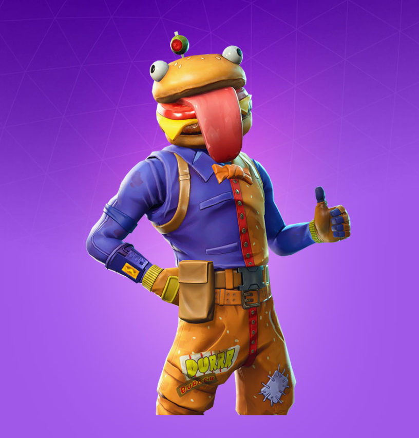 Beef Boss Skin Fortnite Cosmetic Pro Game Guides