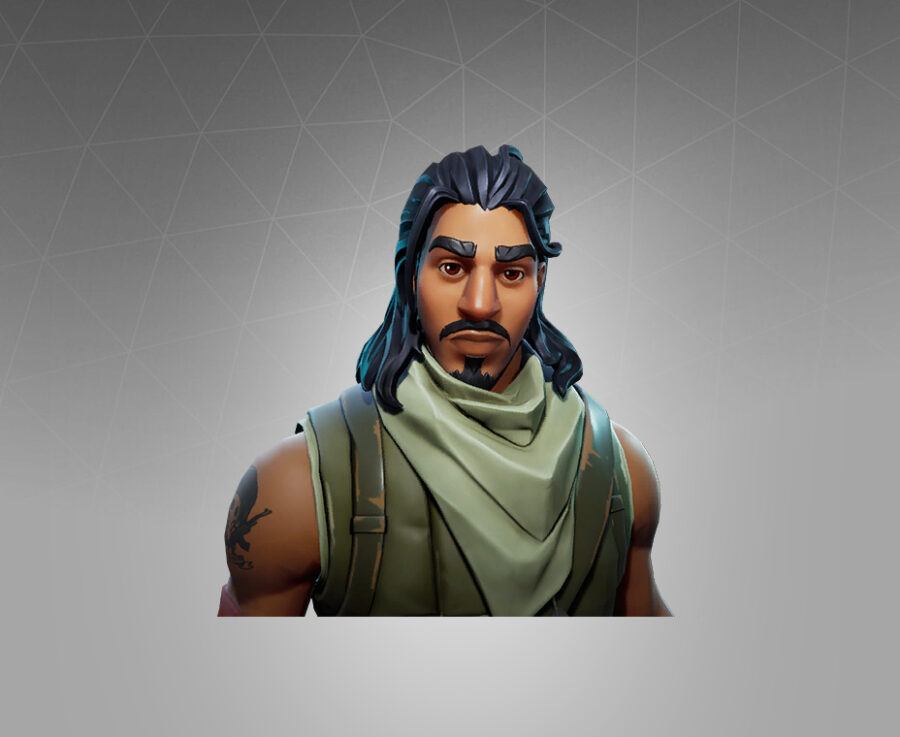 Hawk (Default) Skin