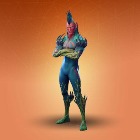 Flytrap skin
