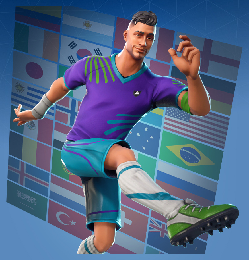 Fortnite Battle Royale Outfits & Skins Cosmetics List ...