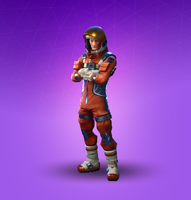 Mission Specialist Skin