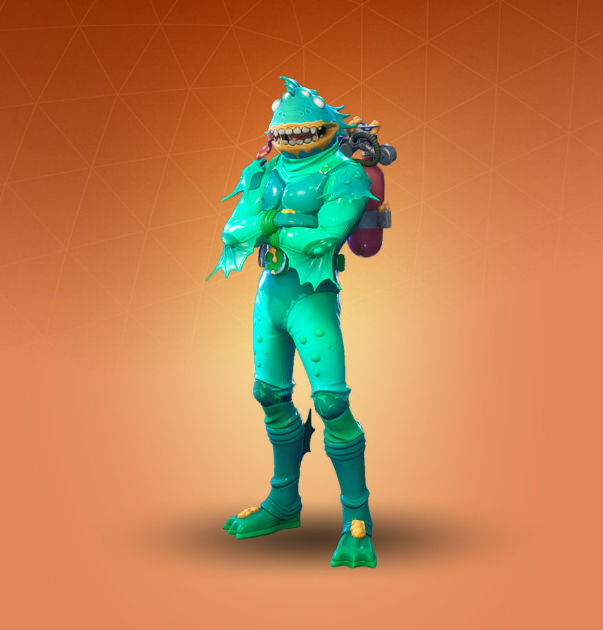 Moisty Merman