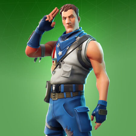 Star-Spangled Trooper skin