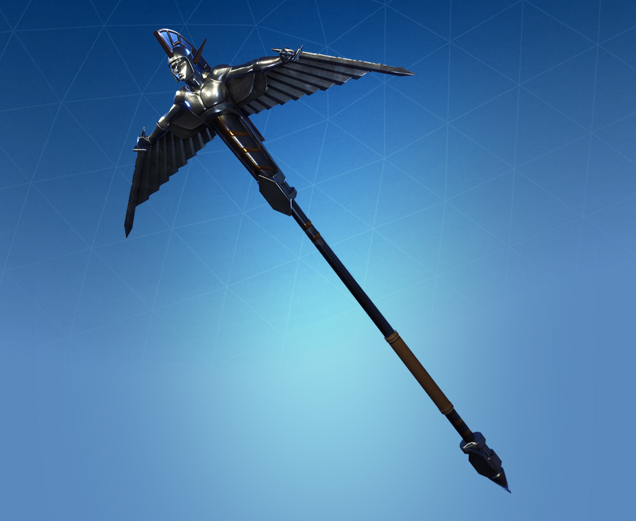 Fortnite Harvesting Tool Pickaxe Cosmetics Amp Skins List