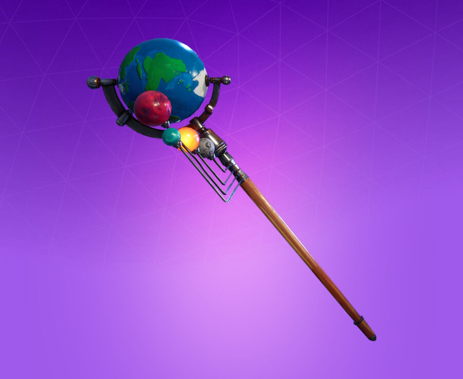 Global Axe Harvesting Tool