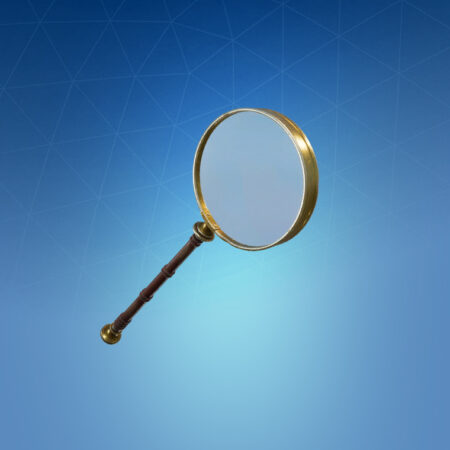 Magnifying Axe