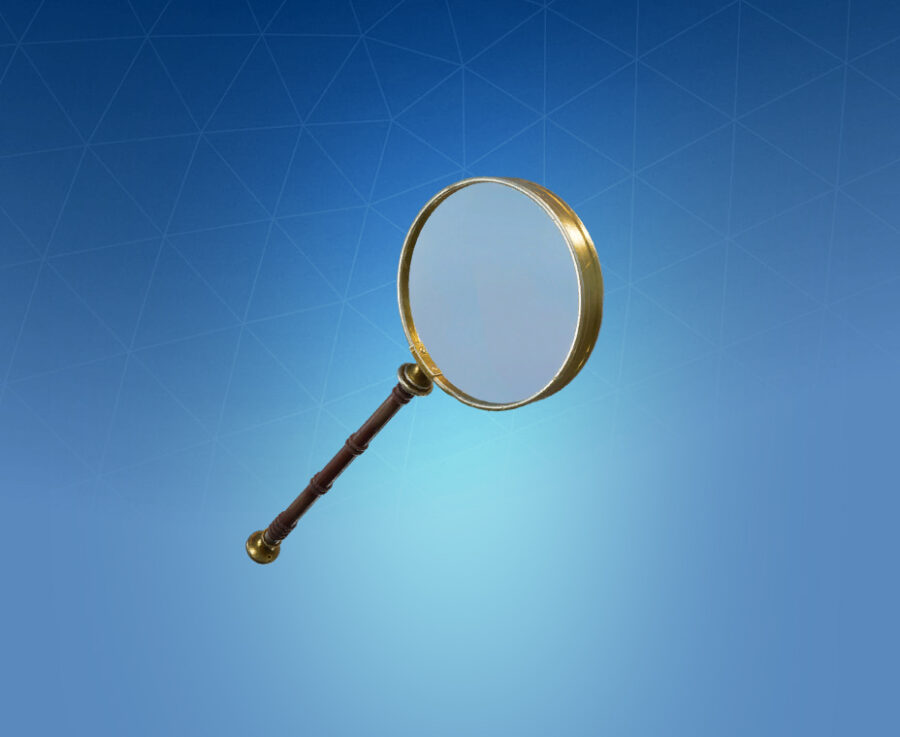 Magnifying Axe Harvesting Tool