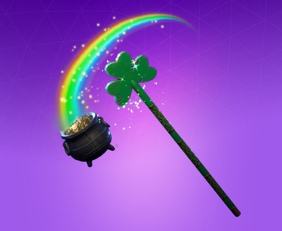 Pot O' Gold Harvesting Tool
