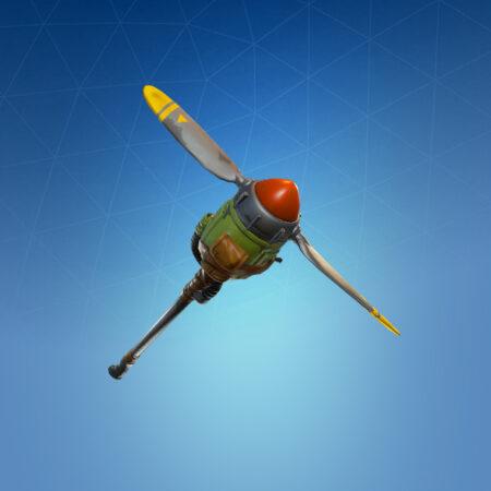 Propeller Axe