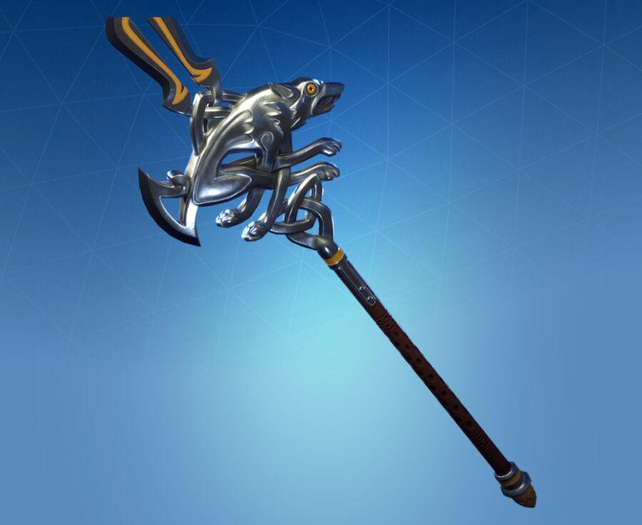 Silver Fang Harvesting Tool