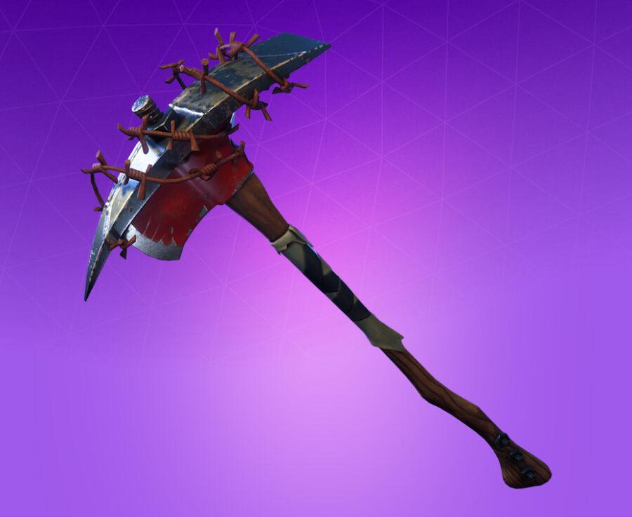 Raider's Revenge Harvesting Tool