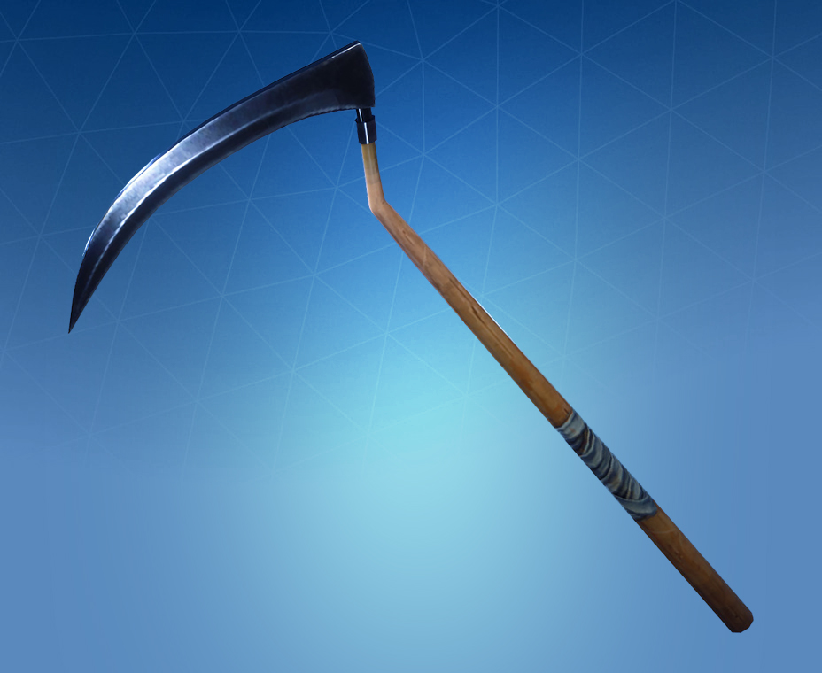 Harvesting Tools Came Out In Halloween Of 2020 Fortnite Reaper Pickaxe   Pro Game Guides
