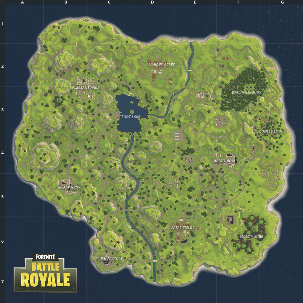 snobby shores map - photo #28