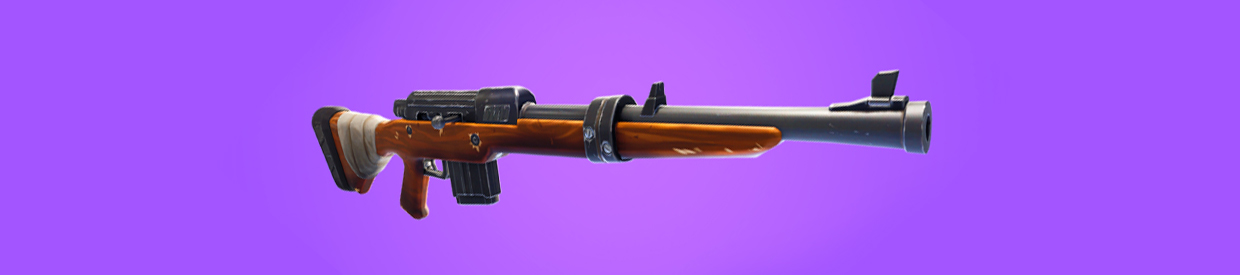 Fortnite Hunting Rifle Guide – Stats, Damage, Gameplay, Release Date