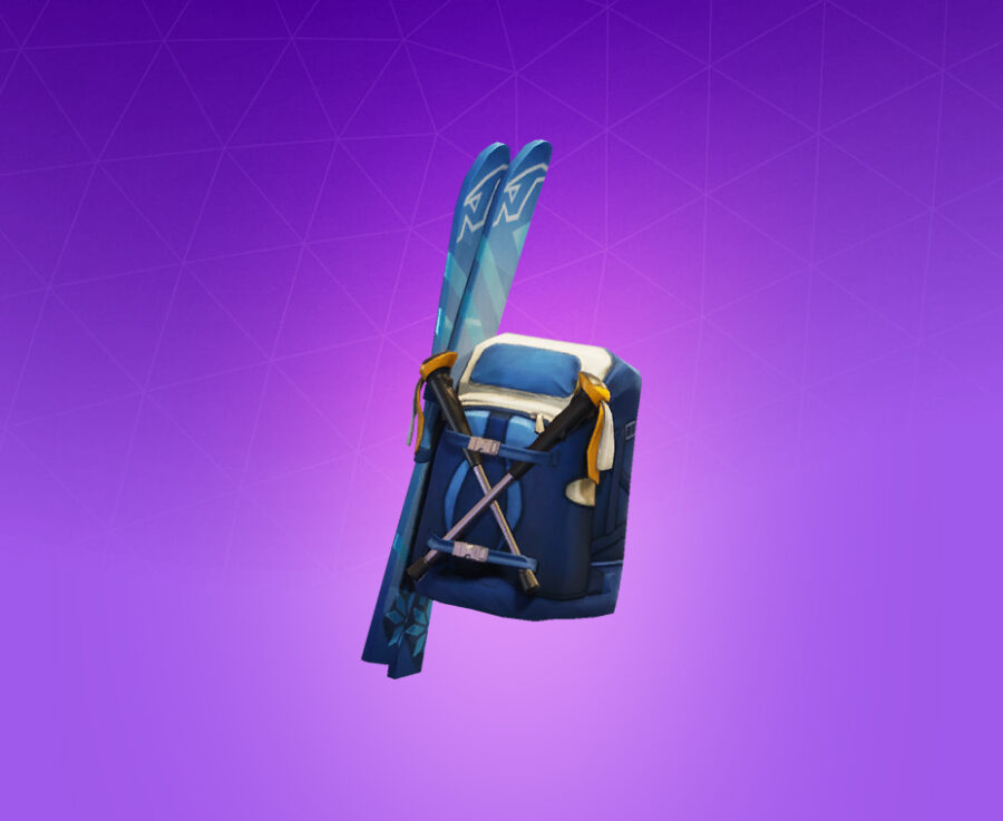 Mogul Ski Bag Back Bling