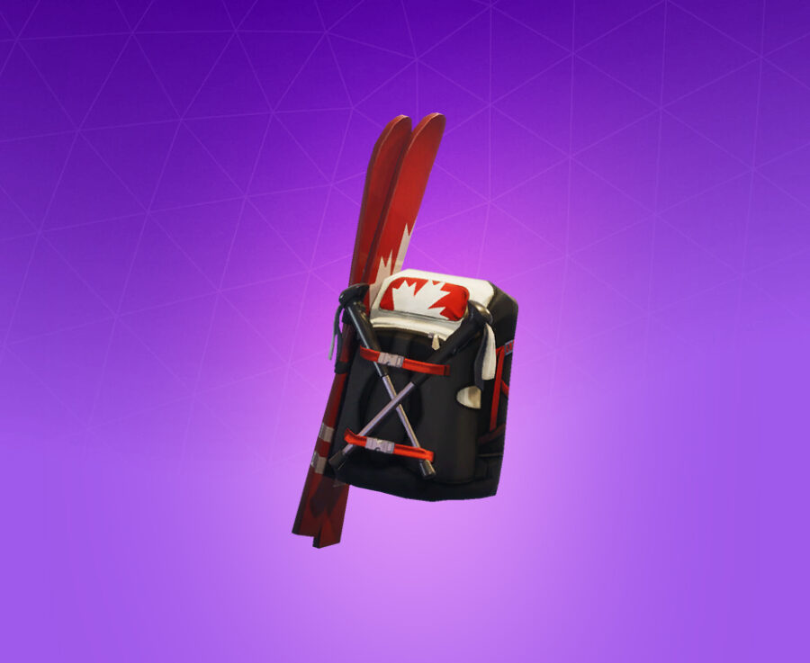 Alpine Accessories (CAN) Back Bling