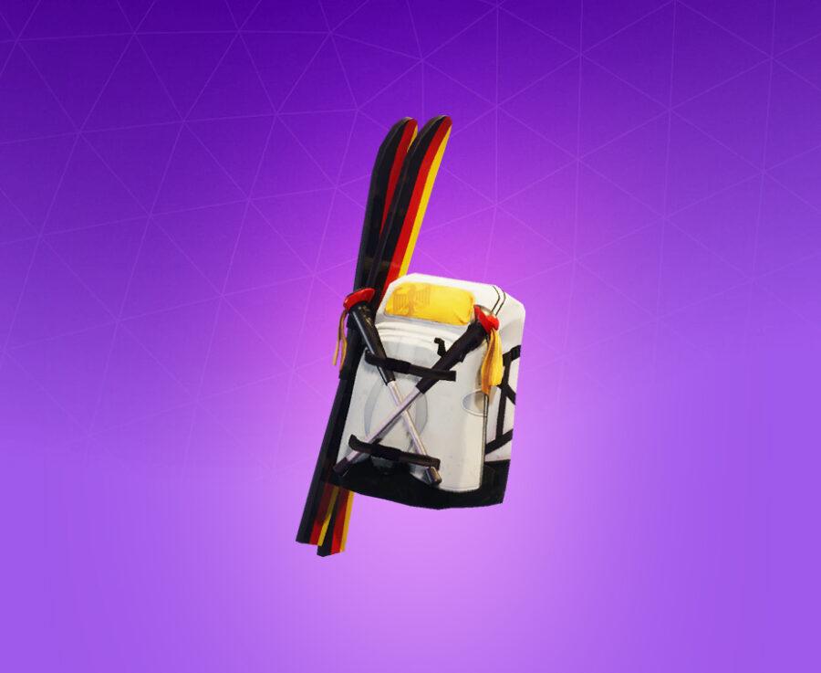 Mogul Ski Bag (GER) Back Bling