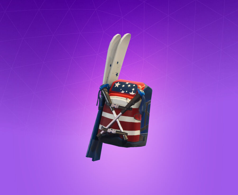 Alpine Accessories (USA) Back Bling