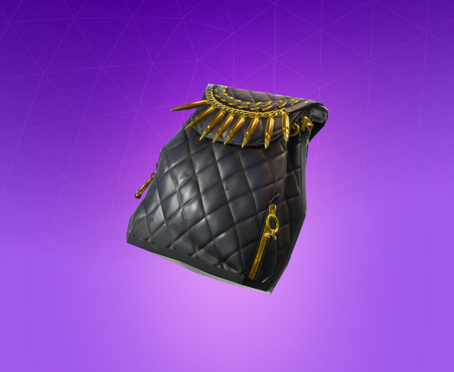 Ballistic Back Bling