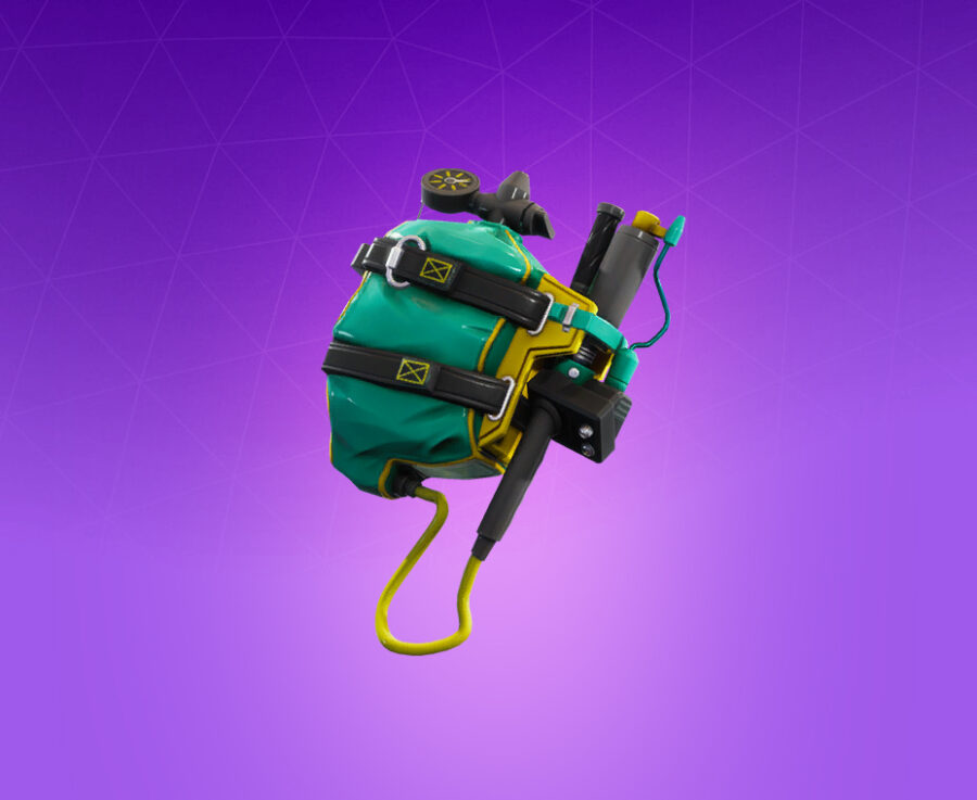 Contagion Back Bling
