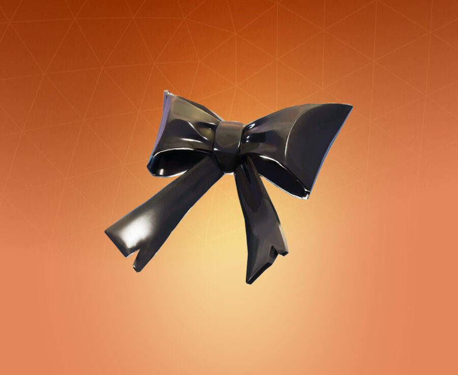 Cuddle Bow Back Bling