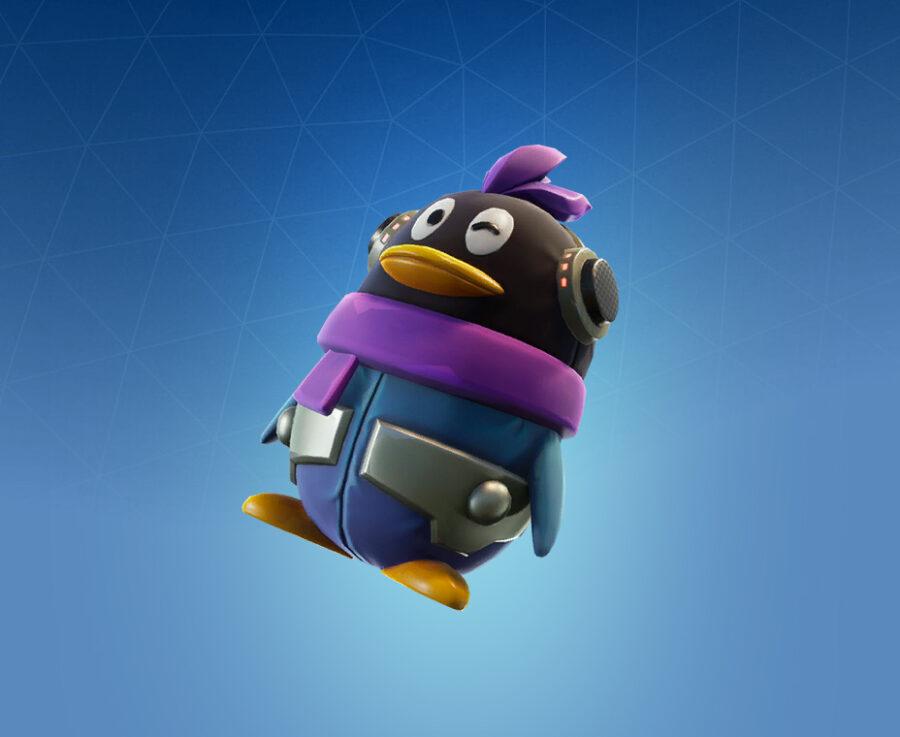 Penguin Back Bling
