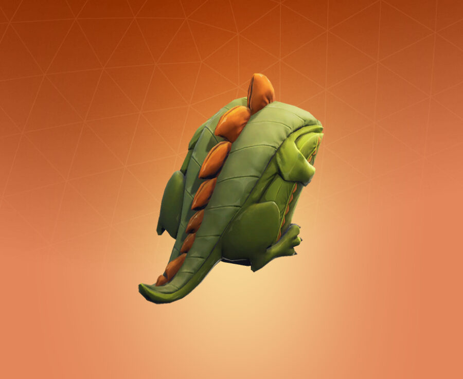 Scaly Back Bling