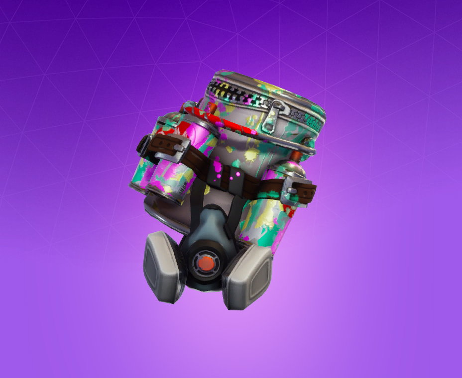 Fortnite Battle Royale Back Bling Cosmetics Amp Skins List