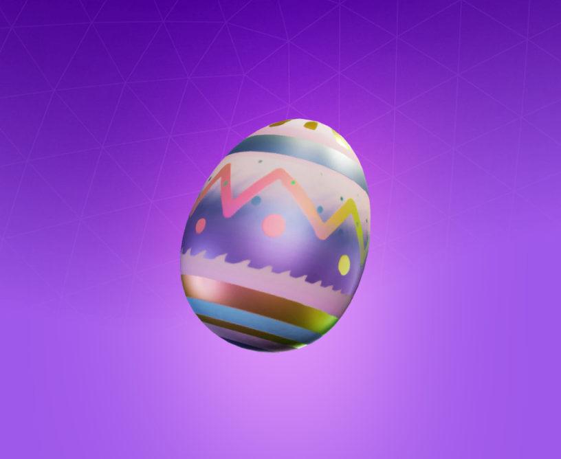 Easter bunny on fortnite