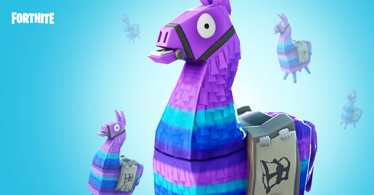 Fortnite Supply Llama Guide – Location, Loot Drops & Amounts