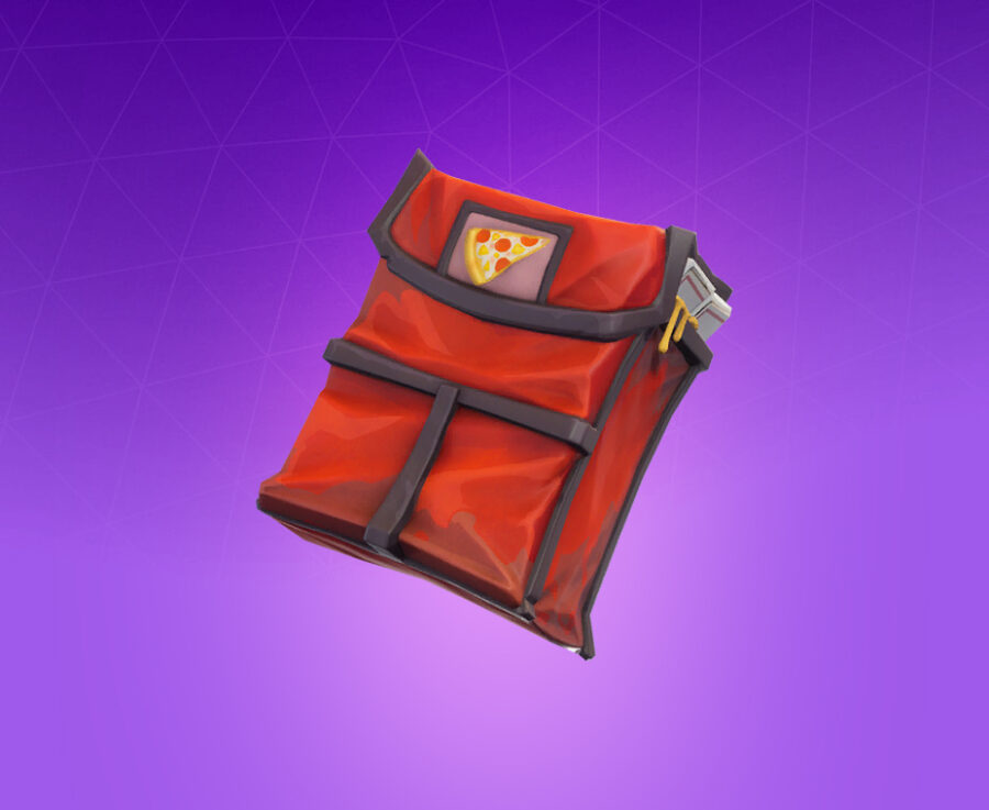 Special Delivery Back Bling