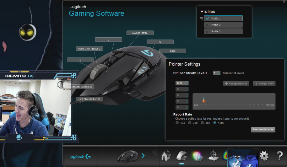 Ninja Fortnite Settings 2019 – Keybinds, Mouse Sensitivity, Keyboard