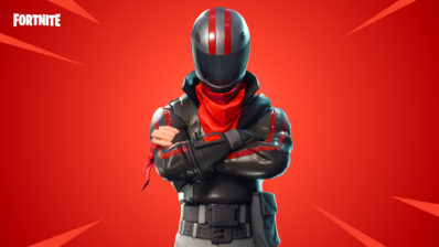 Fortnite Wallpaper Red