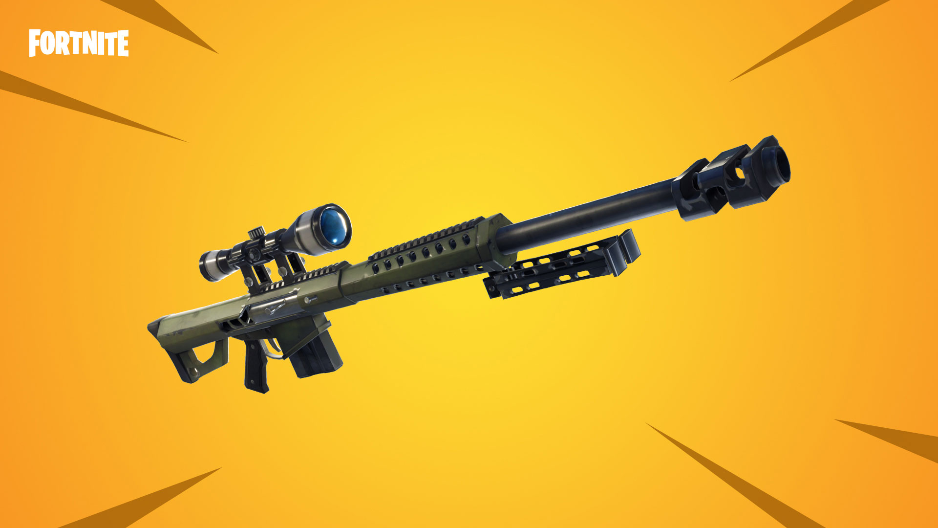 heavy sniper rifle - all shooting ranges in fortnite