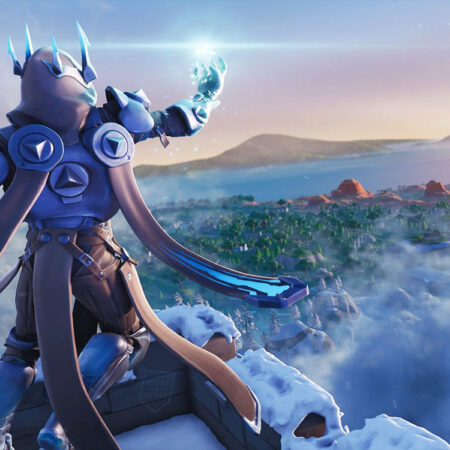 Fortnite The Ice King Skin Character Png Images Pro Game Guides