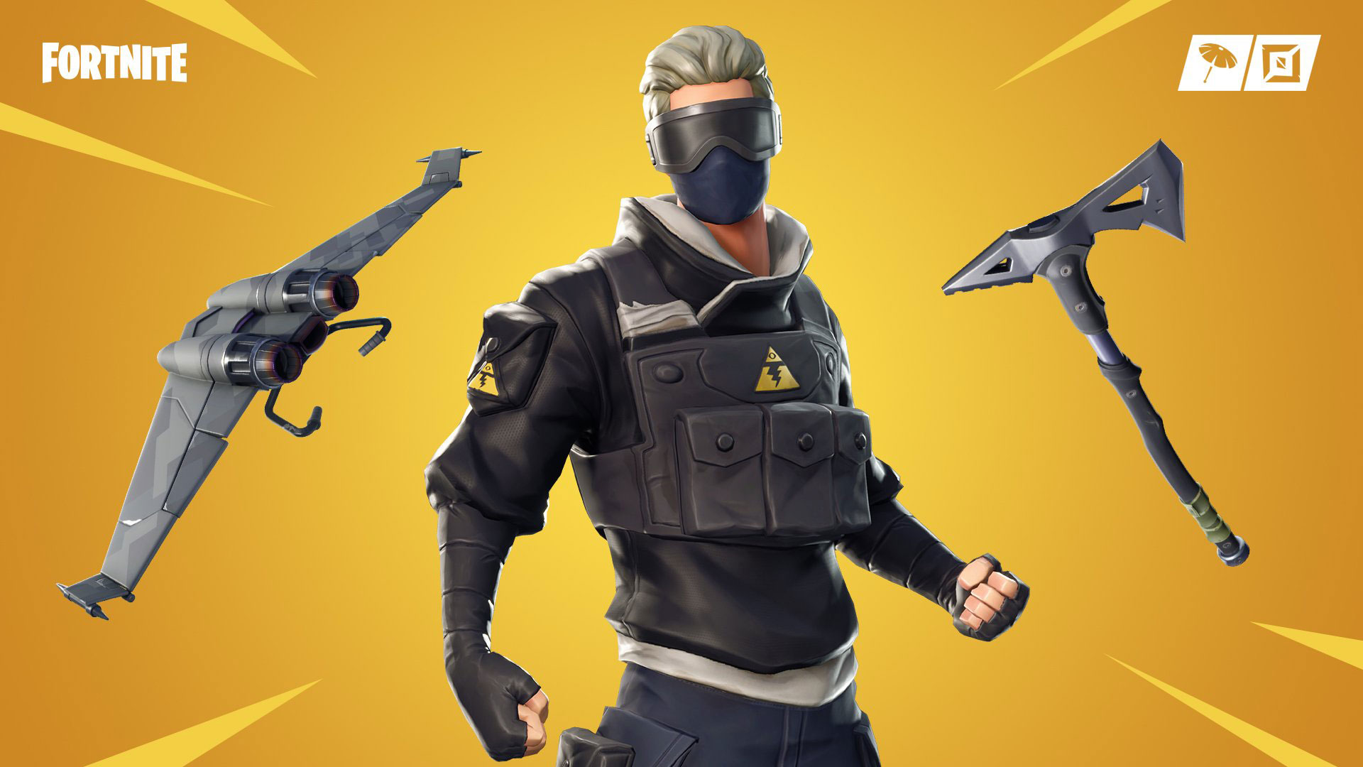 Fortnite Verge Skin Outfit Pngs Images Pro Game Guides