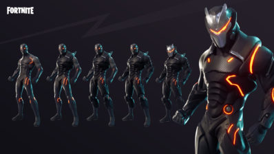 Fortnite Wallpaper Hd Omega