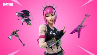 power chord 2 - power chord fortnite art