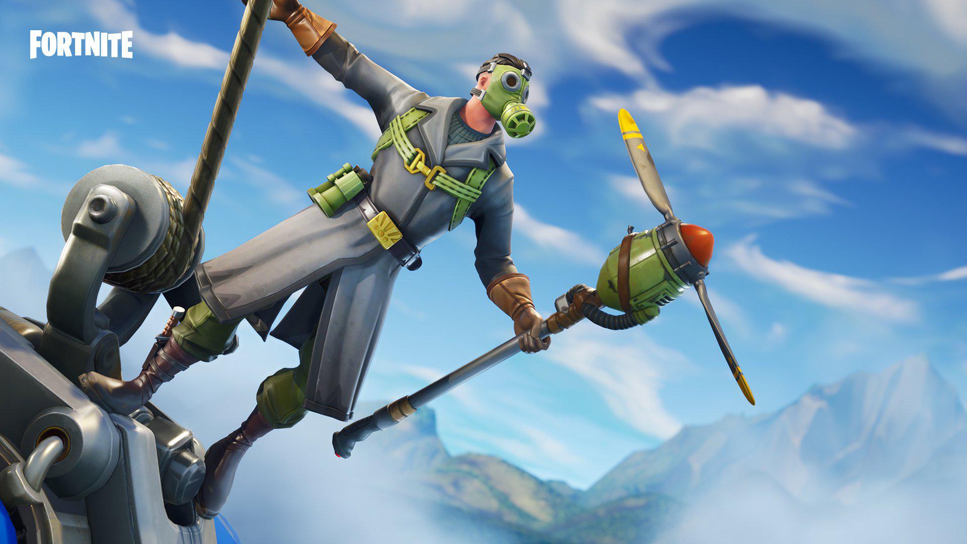Fortnite Sky Stalker Skin Character Png Images Pro Game Guides