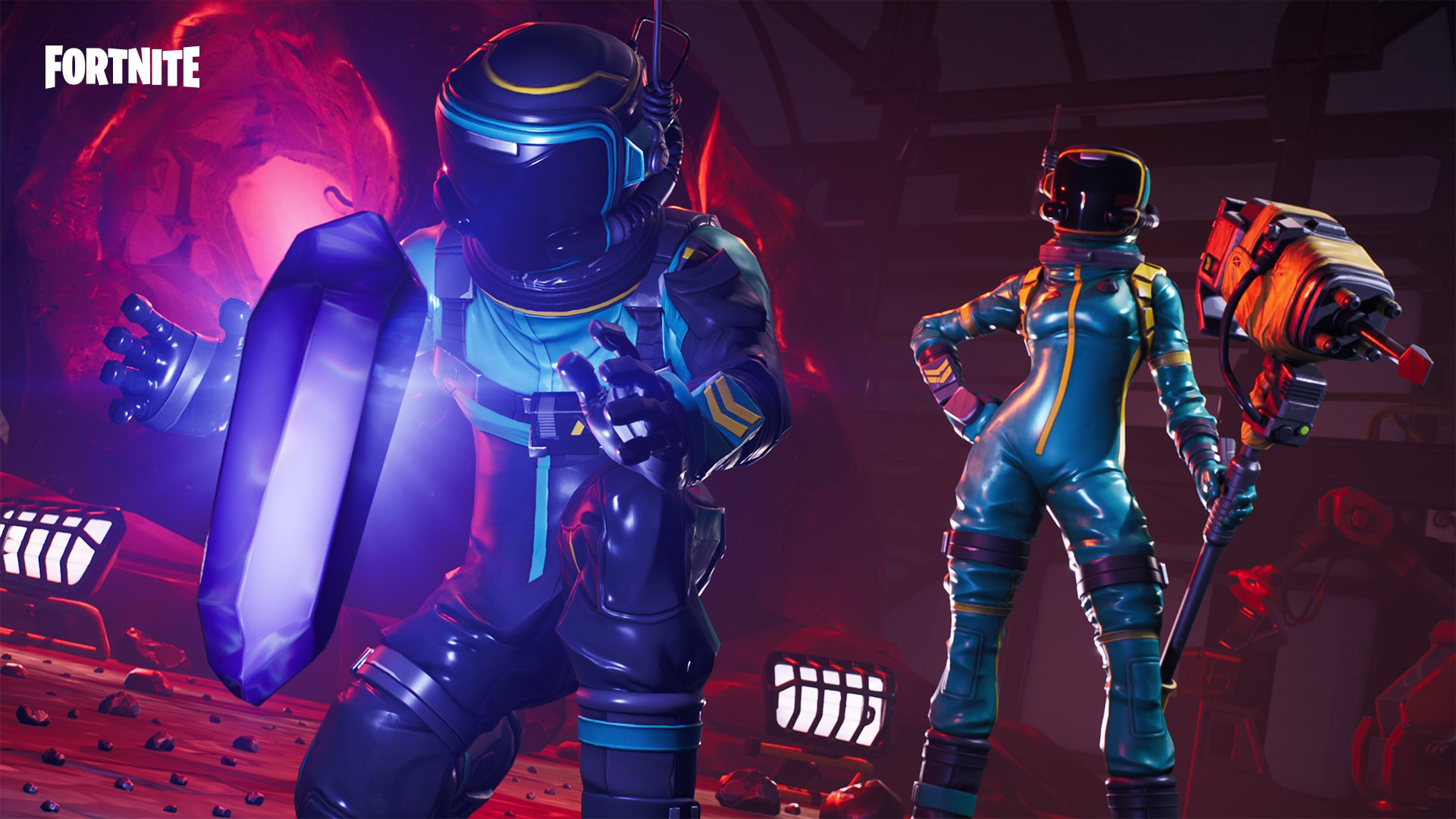 Fortnite Wallpapers (Chapter 2: Season 1) – HD, iPhone ...