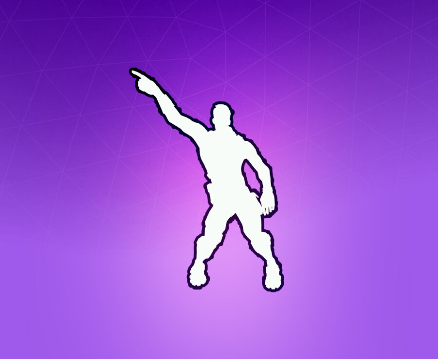 Disco Fever Emote