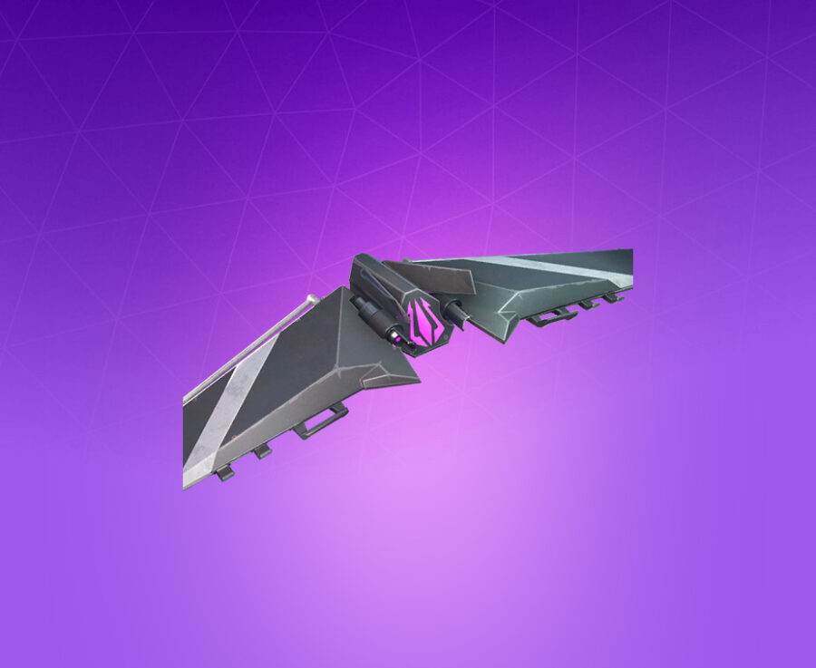 Split Wing Glider