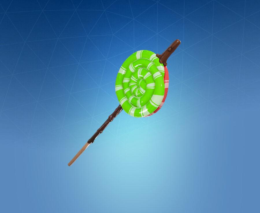 Lollipopper Harvesting Tool