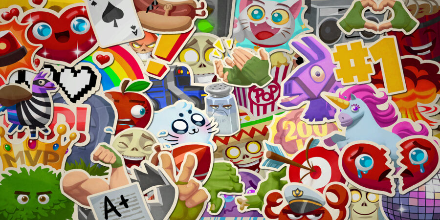 Emoticons! Loading Screen