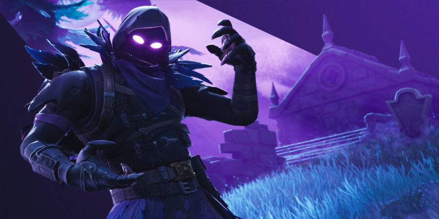 Raven Loading Screen